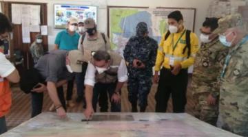 Gobierno reporta 33 incendios activos y hectáreas quemadas suman 1,8 millones