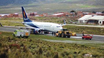 Otra vez la pregunta ¿Desde cuándo habrá vuelos en el aeropuerto de Potosí?