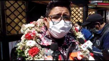 Alcalde de Potosí anuncia reducción de casi 43 millones de Bolivianos en presupuesto de 2021