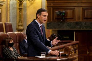 El Congreso español rechaza una moción de censura de la extrema derecha