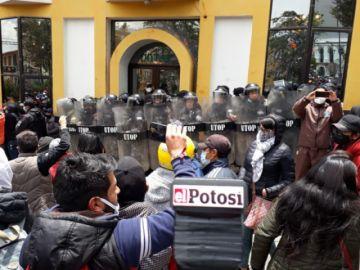 Video de El Potosí con agresión a Pumari fue el más visto de Bolivia