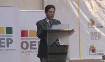El TSE proclama a Luis Arce y David Choquehuanca, como presidente y vicepresidente de Bolivia
