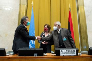 Las partes en conflicto en Libia pactan un alto al fuego permanente