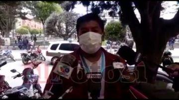 Denuncian que ladrillos de fábrica de cemento de Potosí fueron llevados a Oruro