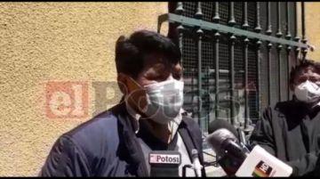 Presidente de la Asamblea Departamental pide que Potosí participe del gabinete