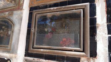 El Potosí le muestra la tumba del creador de la bandera potosina