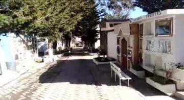 Ya llega Todos Santos ¿A qué hora se permite las visitas al Cementerio de Potosí?