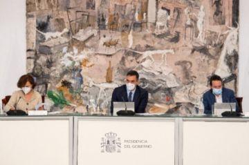 Decretan Estado de alarma y toque de queda en España para frenar el virus