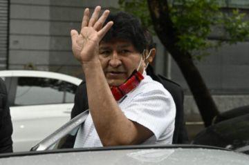 Evo Morales define esta semana si regresa a Bolivia para la posesión de Arce