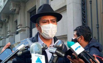 Diego Pary  no descarta invitar a Evo Morales a la posesión de Luis Arce