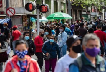 Chile supera medio millón de casos de covid-19