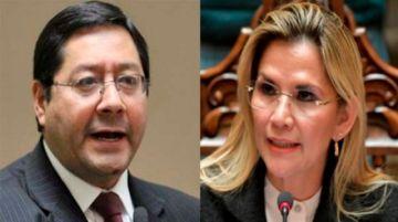 Gobierno espera que haya una reunión entre Jeanine Áñez y Luis Arce