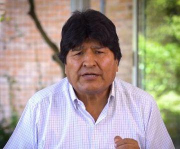 Fiscalía reporta que se dejó sin efecto la notificación vía edicto a Evo Morales