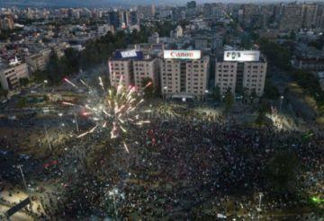 Chile celebra la derogación de la Constitución de Pinochet