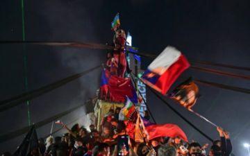 Chile entierra la Constitución de Pinochet