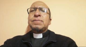 El padre Miguel Albino reflexiona sobre Jesús liberador
