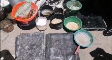 La Intendencia Municipal de Potosí decomisó menaje sucio de panaderías