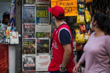 Luego del referendo Chile se encamina a la elección de los constituyentes