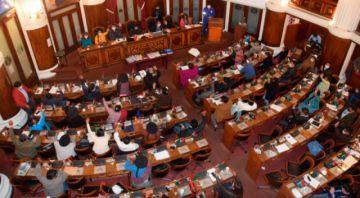 Asamblea envía a la Fiscalía informe por caso gases lacrimógenos