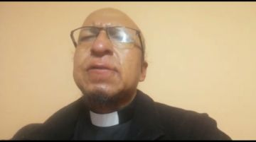El padre Miguel Albino habla del reino de los cielos