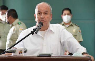 """Arturo Murillo dice que Fiscalía y Justicia """"se pusieron de rodillas"""" ante el MAS"""