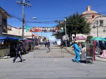 Intendencia municipal controlará la bioseguridad en Todos Santos