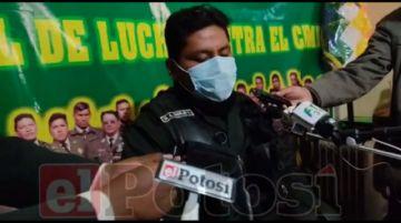 FELCC investiga suicidio en la zona de San Cristóbal