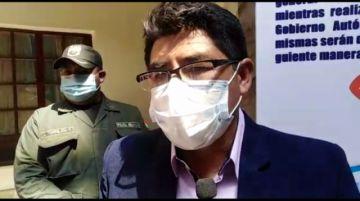 Gobernador confirma que se ha invitado a Luis Arce al aniversario de Potosí
