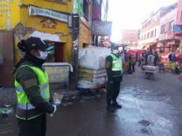 Hasta el momento 183 policías han vencido al coronavirus en Potosí