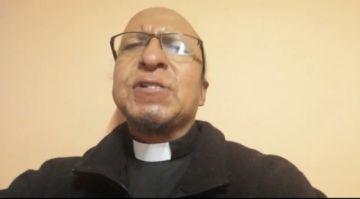 El padre Miguel Albino reflexiona sobre la humanidad y divinidad de Jesús