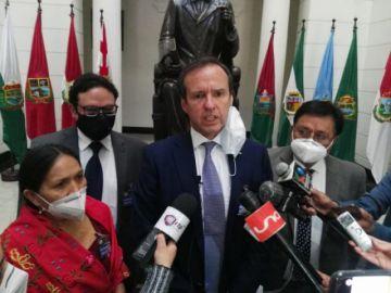 TSJ dispone archivar proceso  contra Jorge Quiroga por el caso Petrocontratos