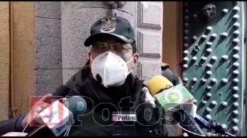 Policía se alista para brindar seguridad el largo fin de semana de Todos Santos