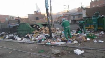 Emap suspenderá recojo de basura de domicilios el lunes 2 de noviembre