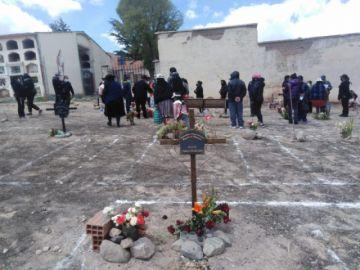 ¿Qué dice el Sedes Potosí sobre la exhumación de fallecidos covid?