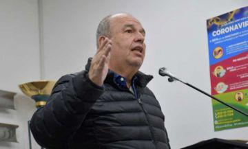 Fiscalía rechaza denuncia contra Arturo Murillo por caso juez Huacani