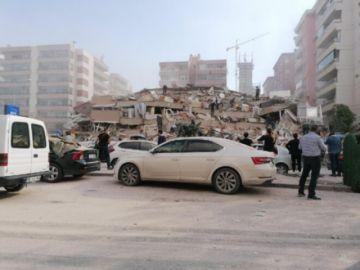Un fuerte terremoto en el oeste de Turquía deja cuatro muertos y 120 heridos