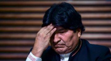 La Fiscalía levanta alerta migratoria, Evo Morales puede ingresar al país