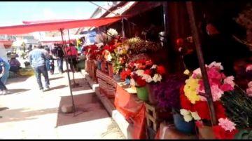 Sube precio de las flores ante la festividad de Todos Santos