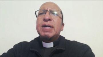 El padre Miguel Albino reflexiona sobre el testigo misionero