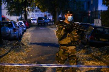 Un sacerdote ortodoxo herido a balazos en Francia en plena tensión por ataques