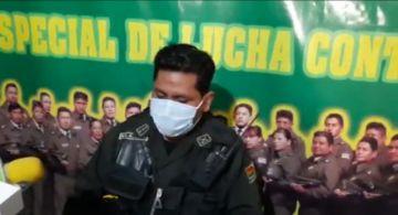 Policía arresta a dos descuidistas radicados en Sucre