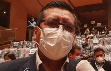 ¿Habrá posesión de Arce en  en Tiahuanaco?