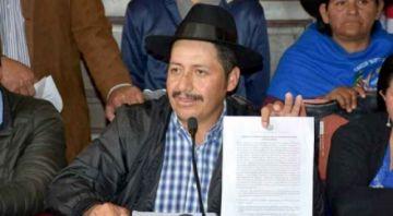 Juez levanta detención domiciliaria del exgobernador Urquizu