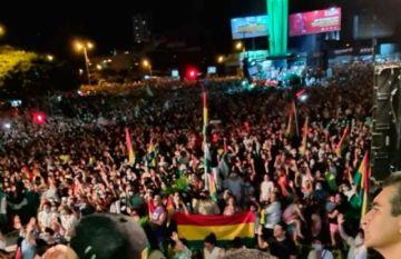 Cabildos en Santa Cruz y Cochabamba anuncian medidas de presión
