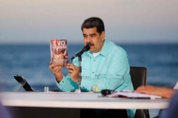 Confirman que Nicolás Maduro estará en acto de investidura de Luis Arce