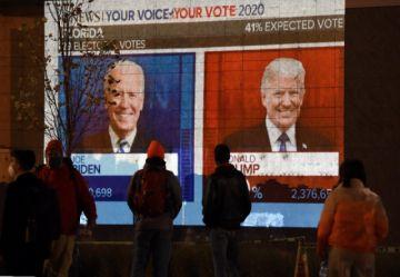 Trump se acerca a ganar Florida en reñido duelo electoral en EEUU