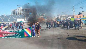 Fiscalía rechaza denuncia contra Evo Morales por los bloqueos de agosto