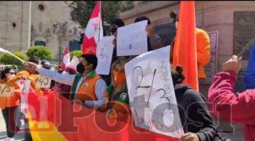 Comunidad Ciudadana rechazan la anulación de los dos tercios