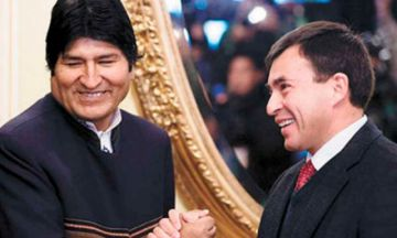 Ya van siete exautoridades del MAS beneficiadas por la justicia, incluyendo a Evo Morales