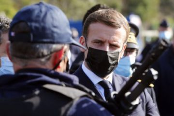 Macron refuerza la seguridad en las fronteras francesas tras el atentado en Niza